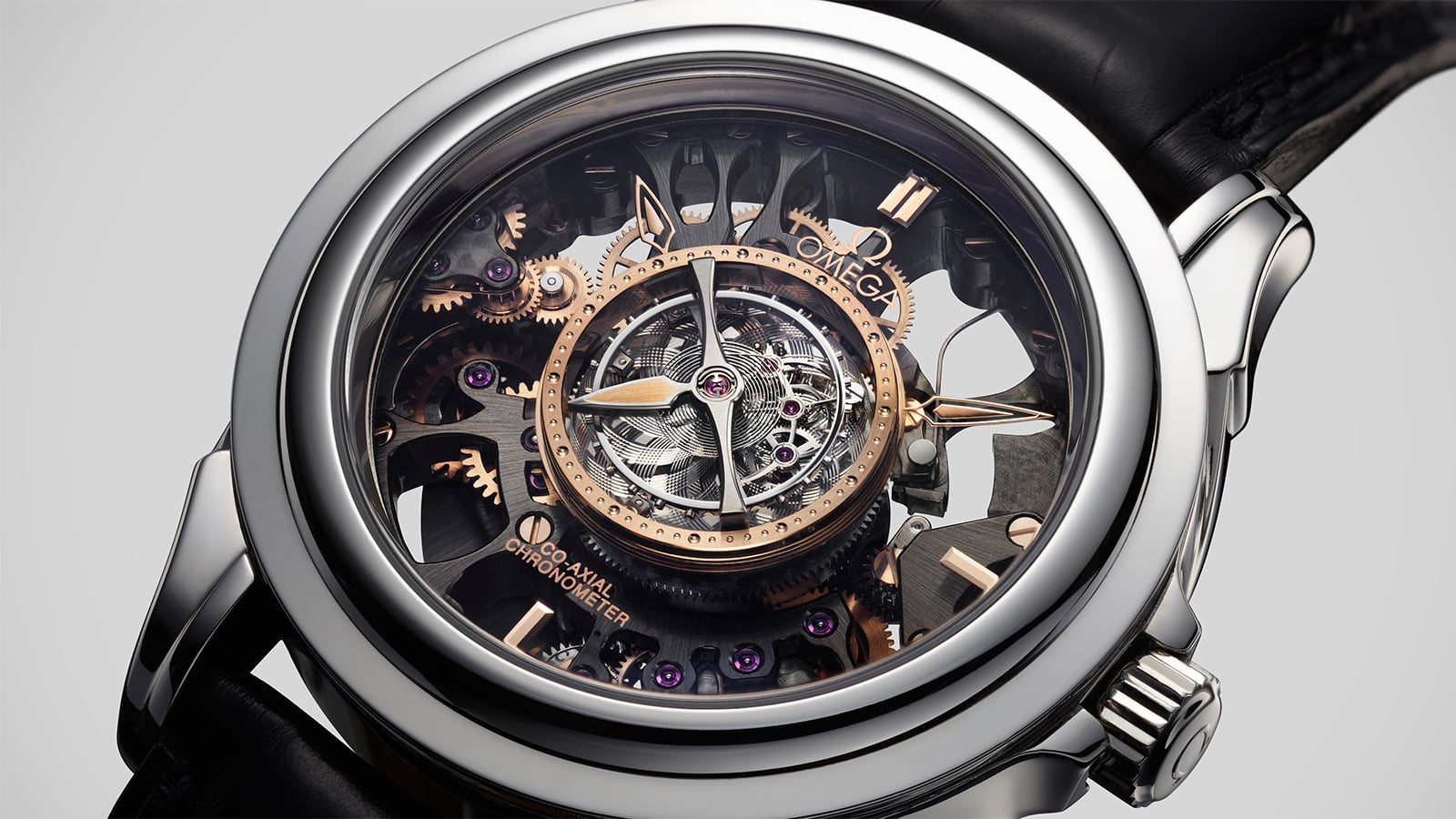 De Ville Tourbillon Die Kollektion - Folie 1 - 27538