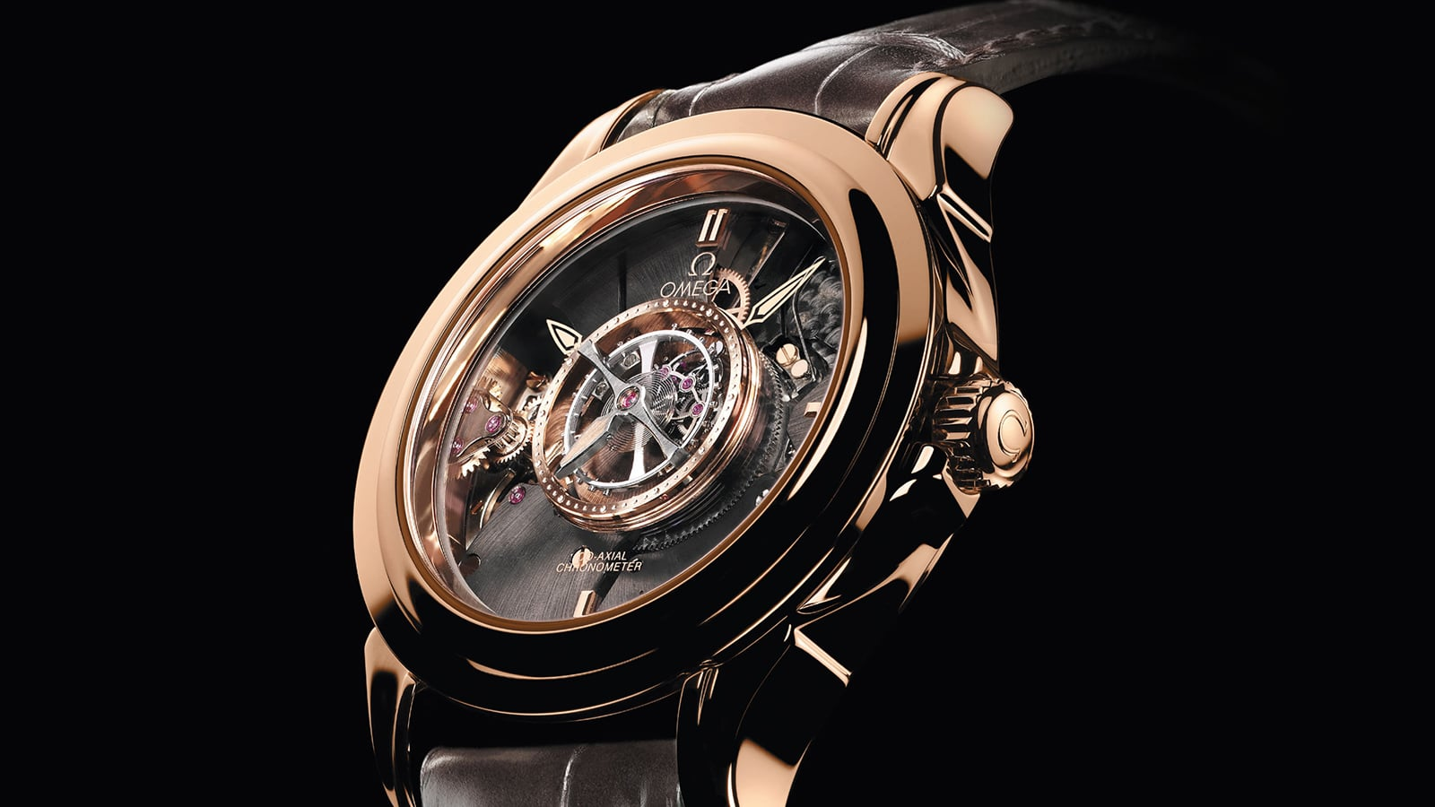 De Ville Tourbillon Die Kollektion - Folie 2 - 27539