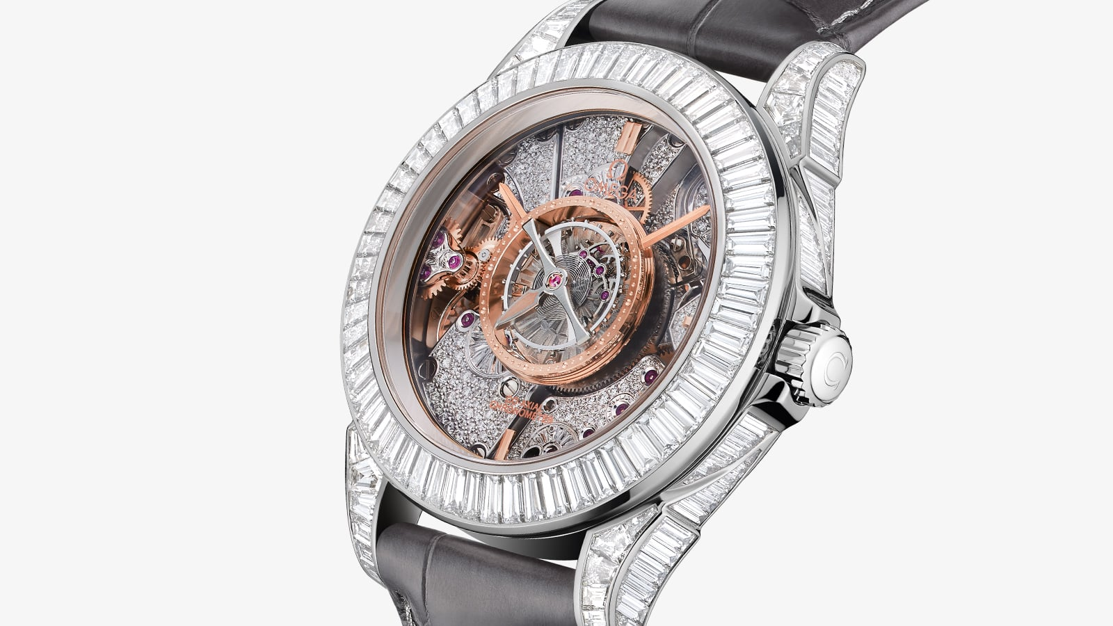 De Ville Tourbillon Die Kollektion - Folie 3 - 27540