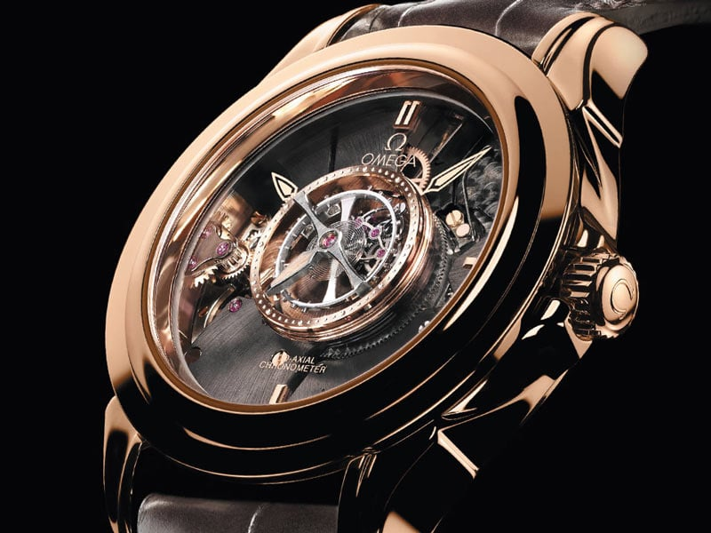 THE DE VILLE TOURBILLON COLLECTION