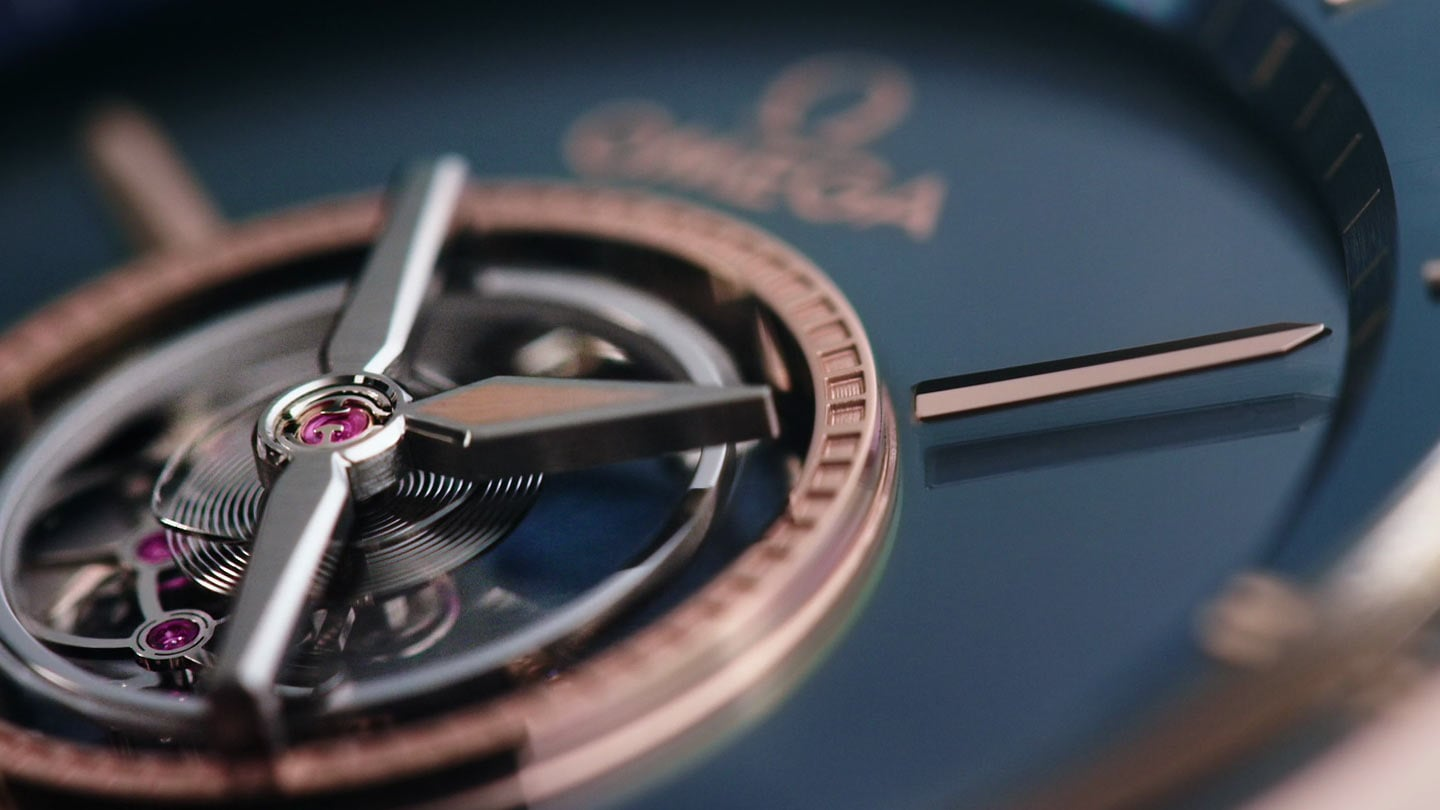 De Ville Tourbillon L'Edizione Blu - Video - 27756
