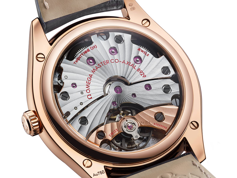 Movimientos Master Chronometer