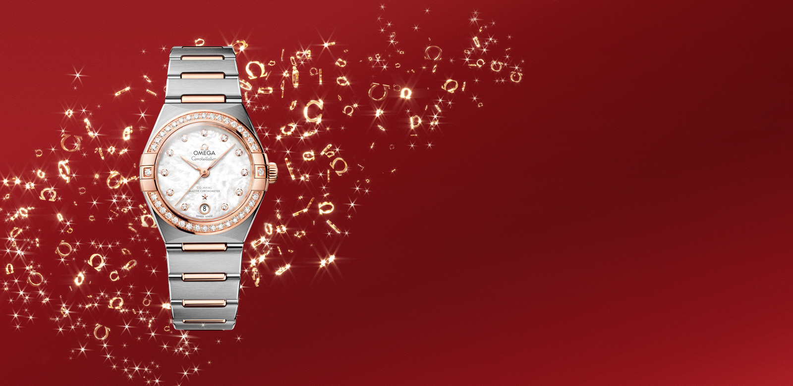 OMEGA® Swiss Luxury Watches Since 1848 Carousel 2 - 82172