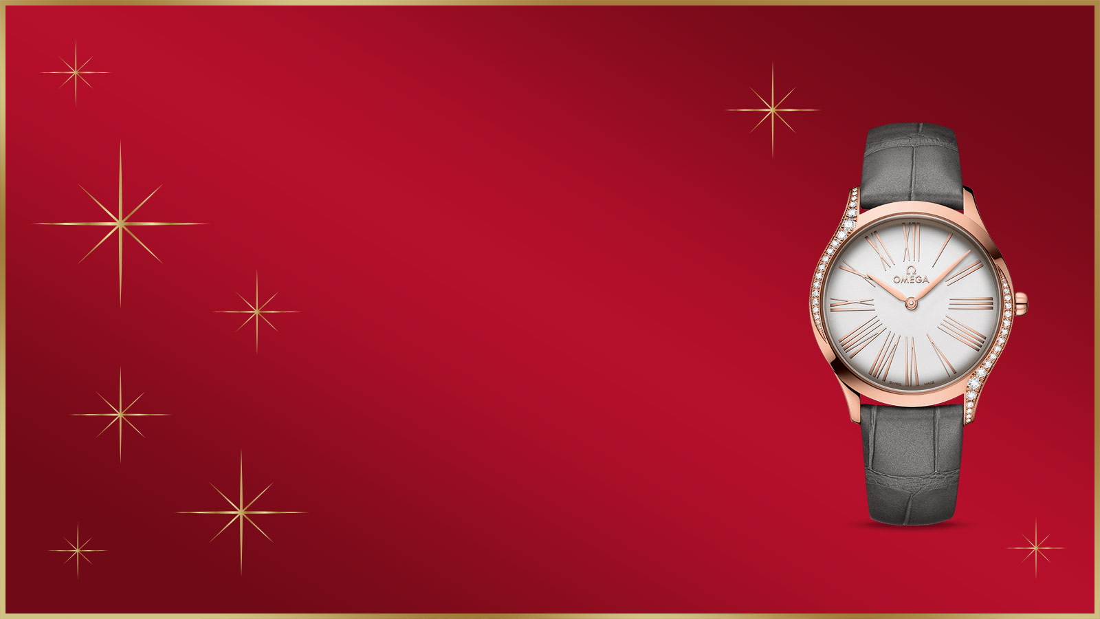 Omega®: Swiss Luxury Watches Since 1848 Carousel 1 - 58678