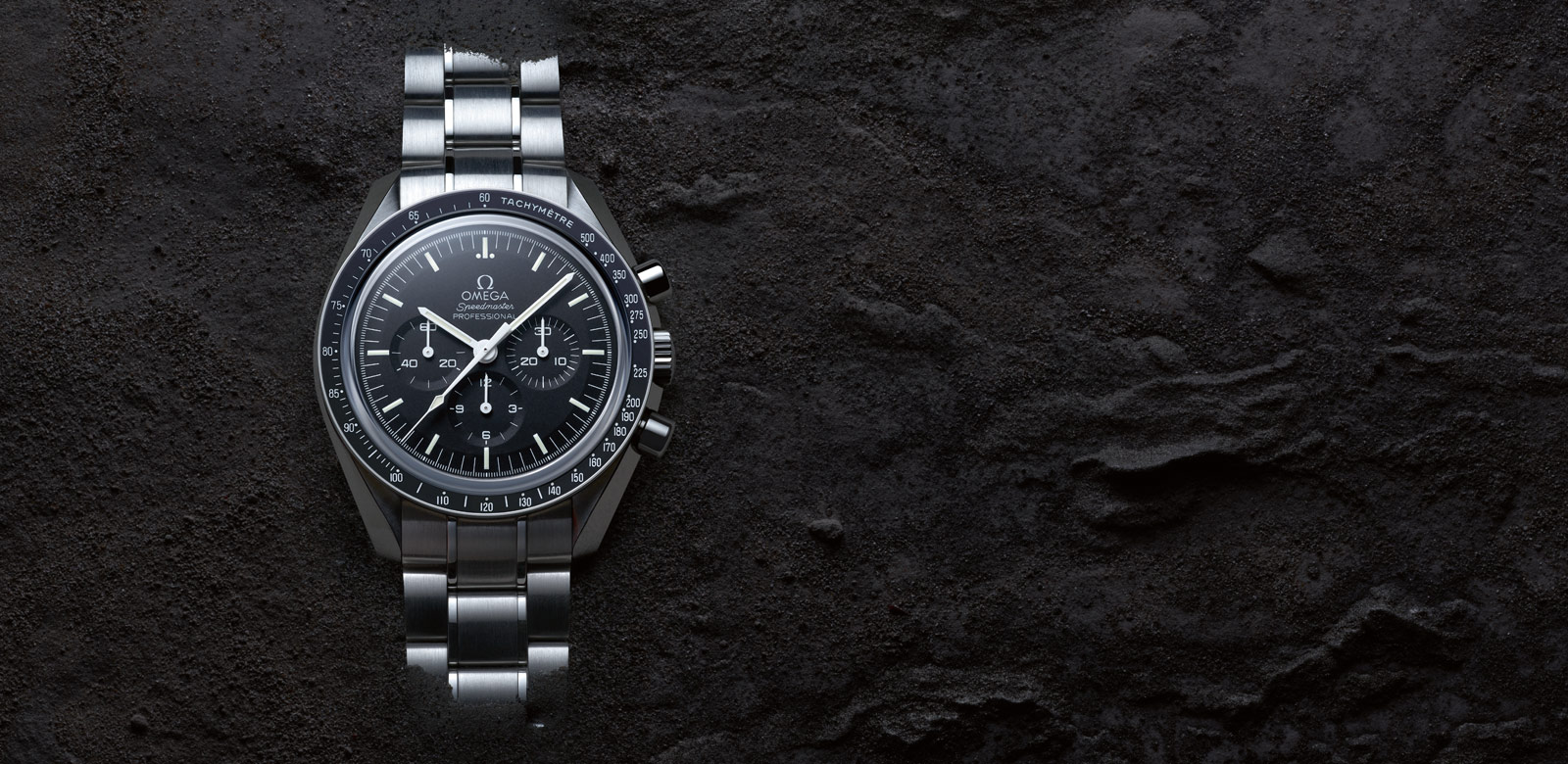 The first watch worn on the moon