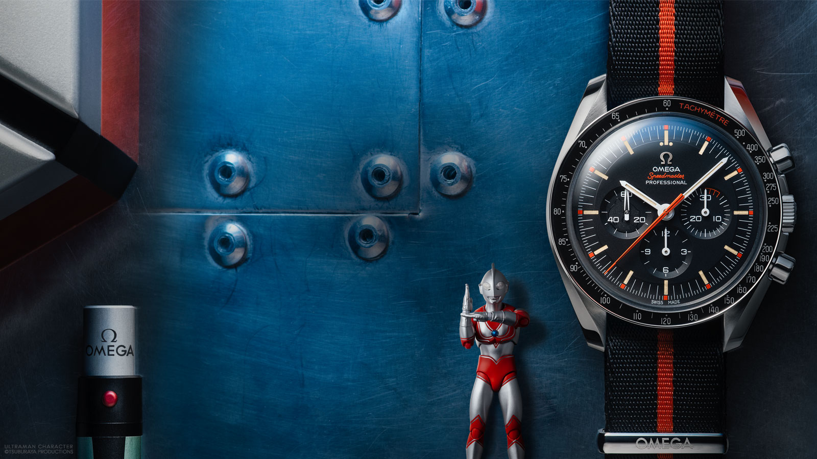"SPEEDMASTER ""ULTRAMAN"""
