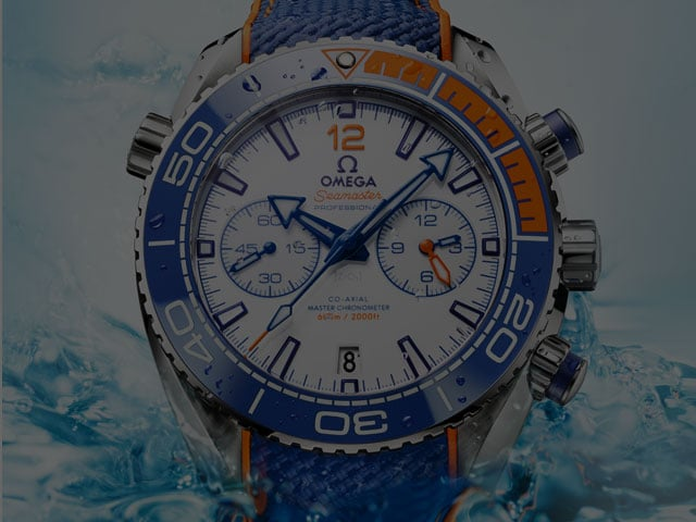 Seamaster Planet Ocean Michael Phelps
