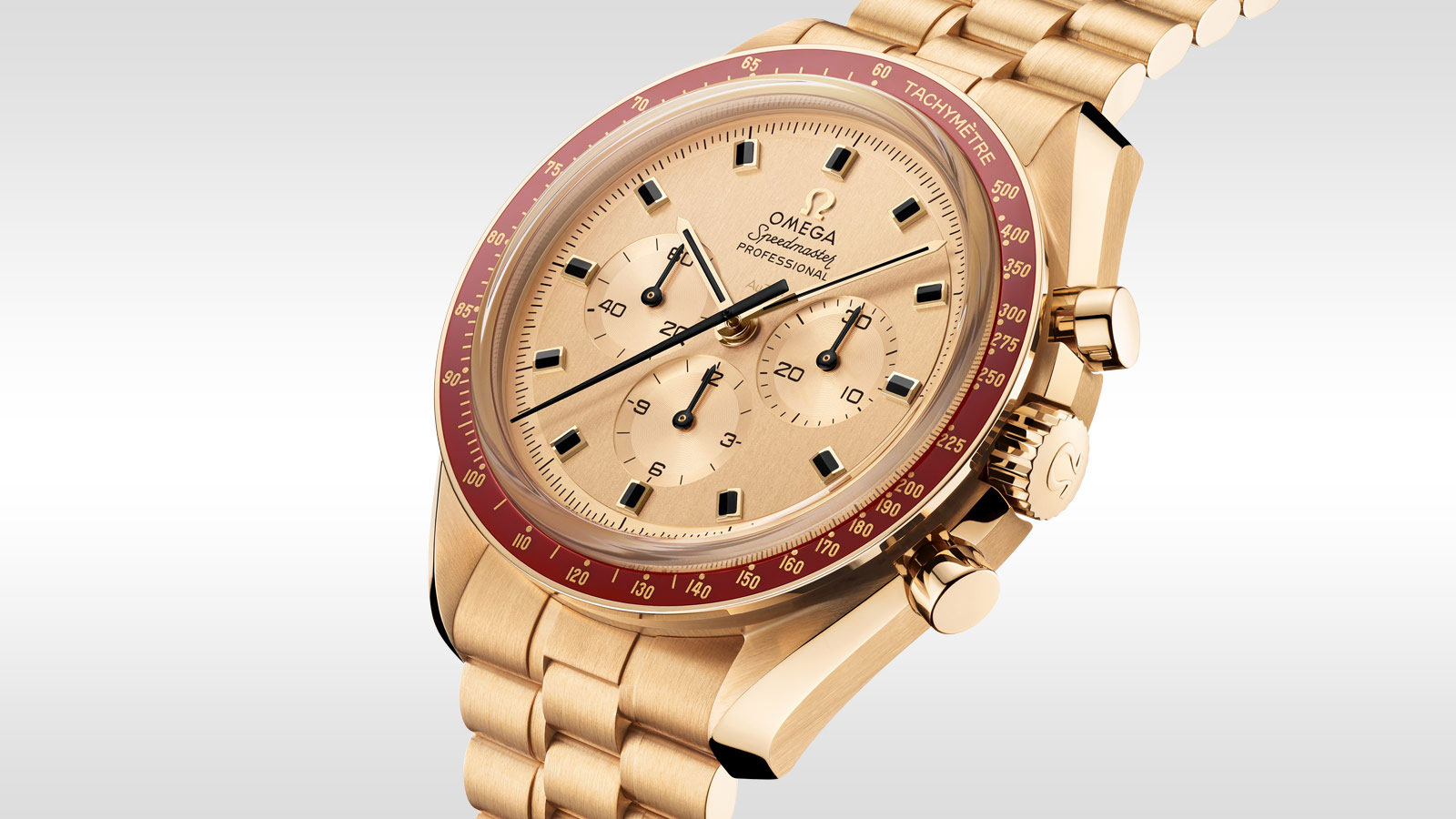 A Speedmaster in gold for Apollo 11  - Slide 1 - 61852