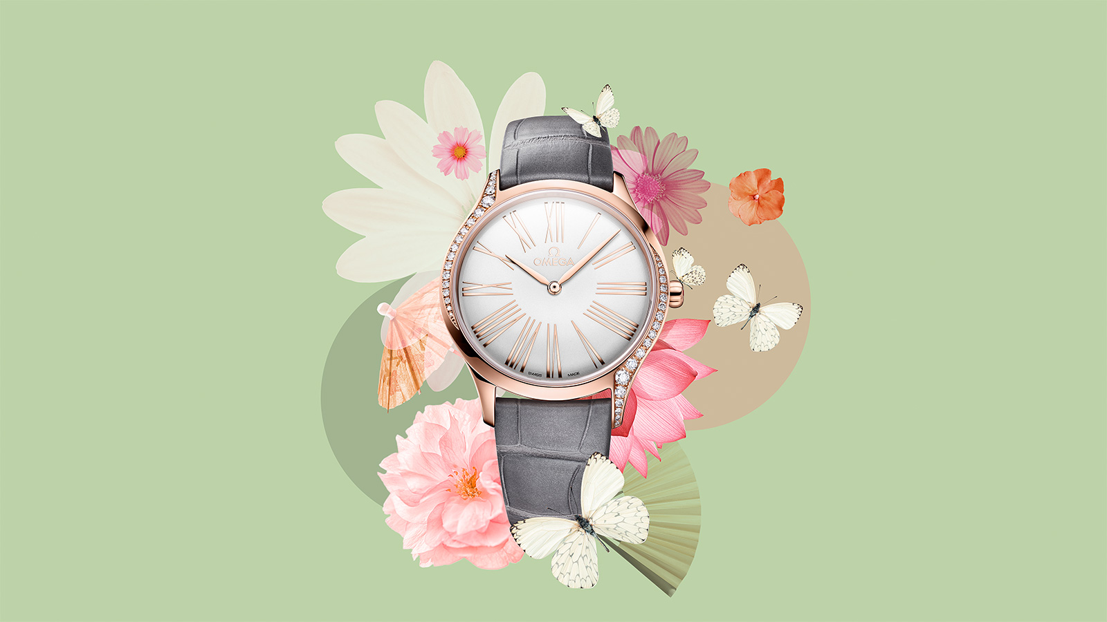 An OMEGA for Mother's Day