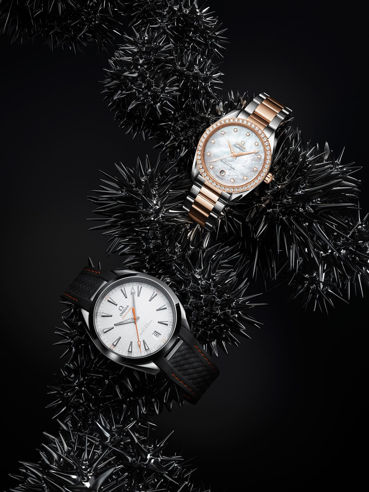 OMEGA Watches: IRRESISTIBLE RESISTANCE - Product Selection - 62892