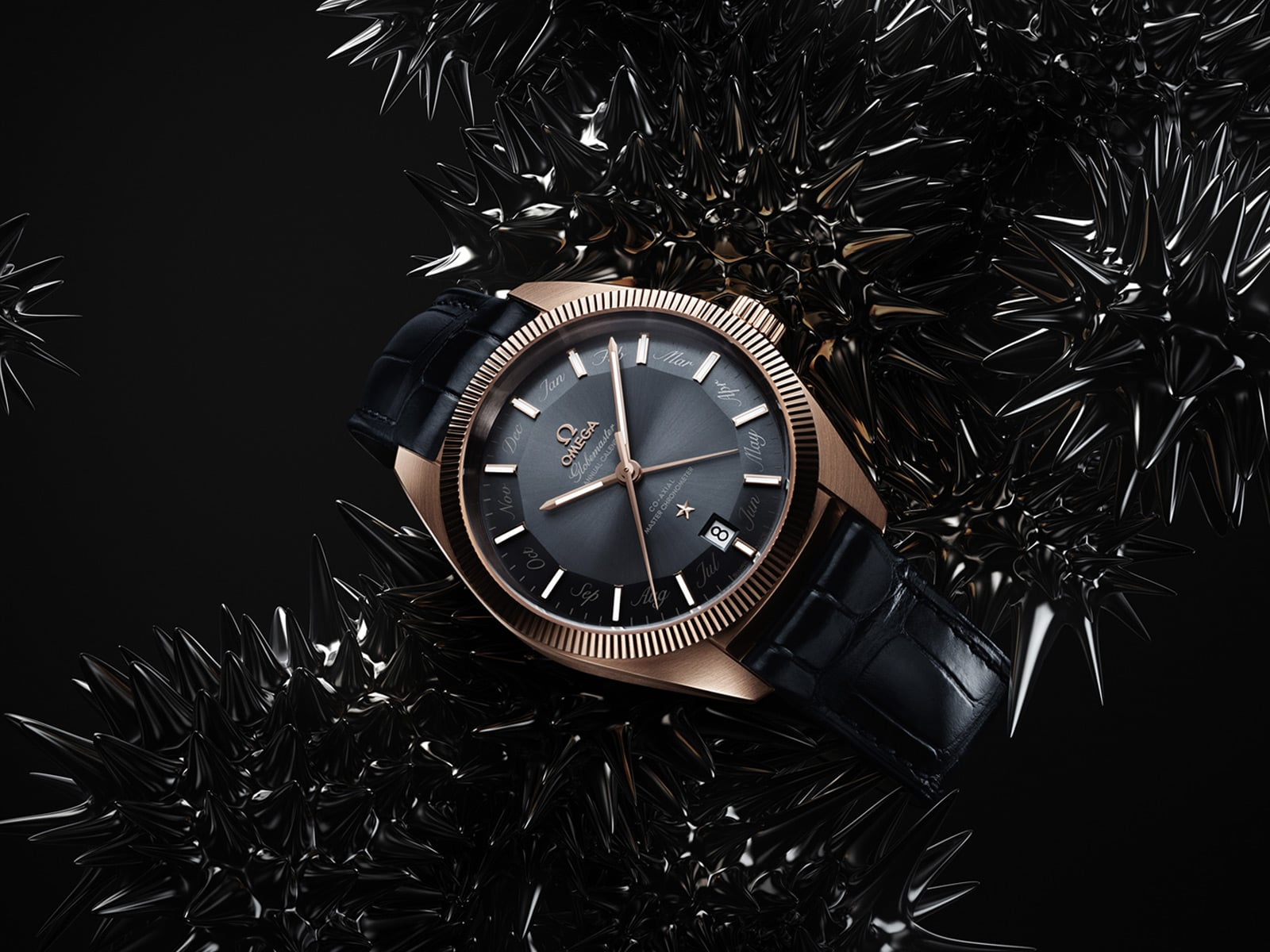 OMEGA Watches: IRRESISTIBLE RESISTANCE - Single - 62872