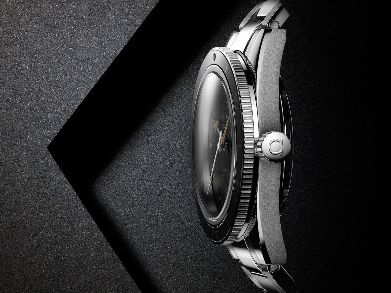 """These materials don't only enhance the watch's beauty, they improve its performance."""