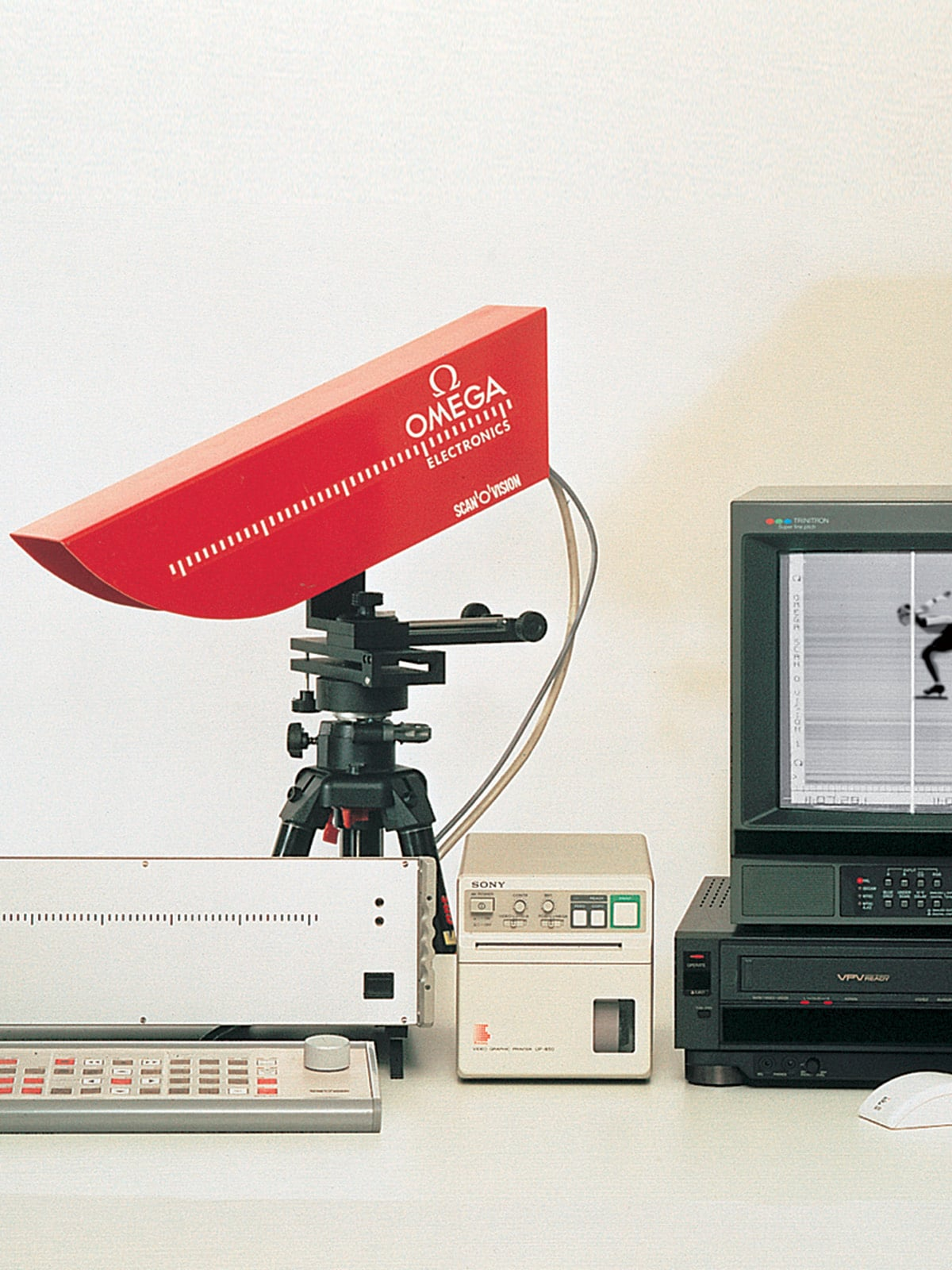 Scan-O-Vision system at the 1992 Winter Games in Albertville