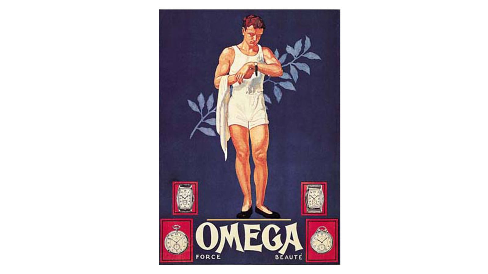 Olympic Games : a race proudly won by OMEGA - Slide 1 - 407
