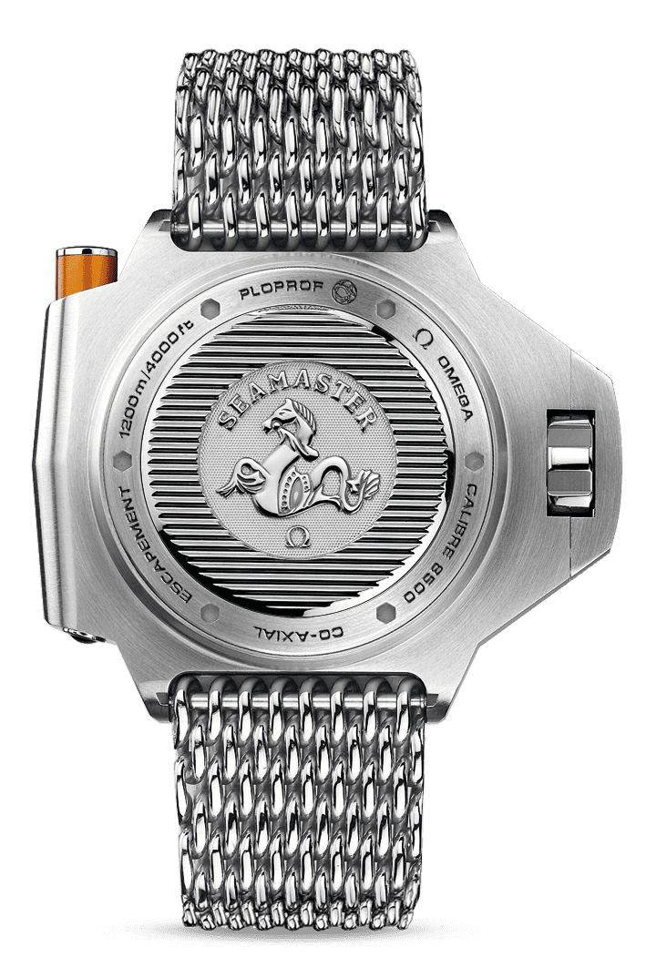 OMEGA's passion for the ocean is boundless Model 1 - 1245
