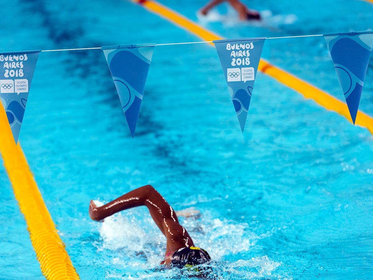 Timing the Youth Olympic Games image
