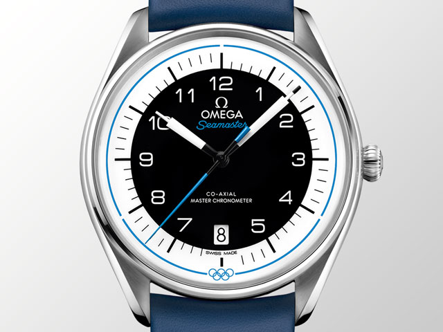 Seamaster Olympic Games Kollektion