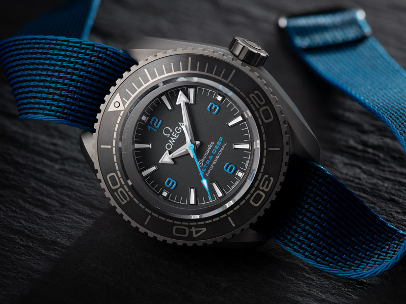 The Seamaster Planet Ocean Ultra Deep Professional