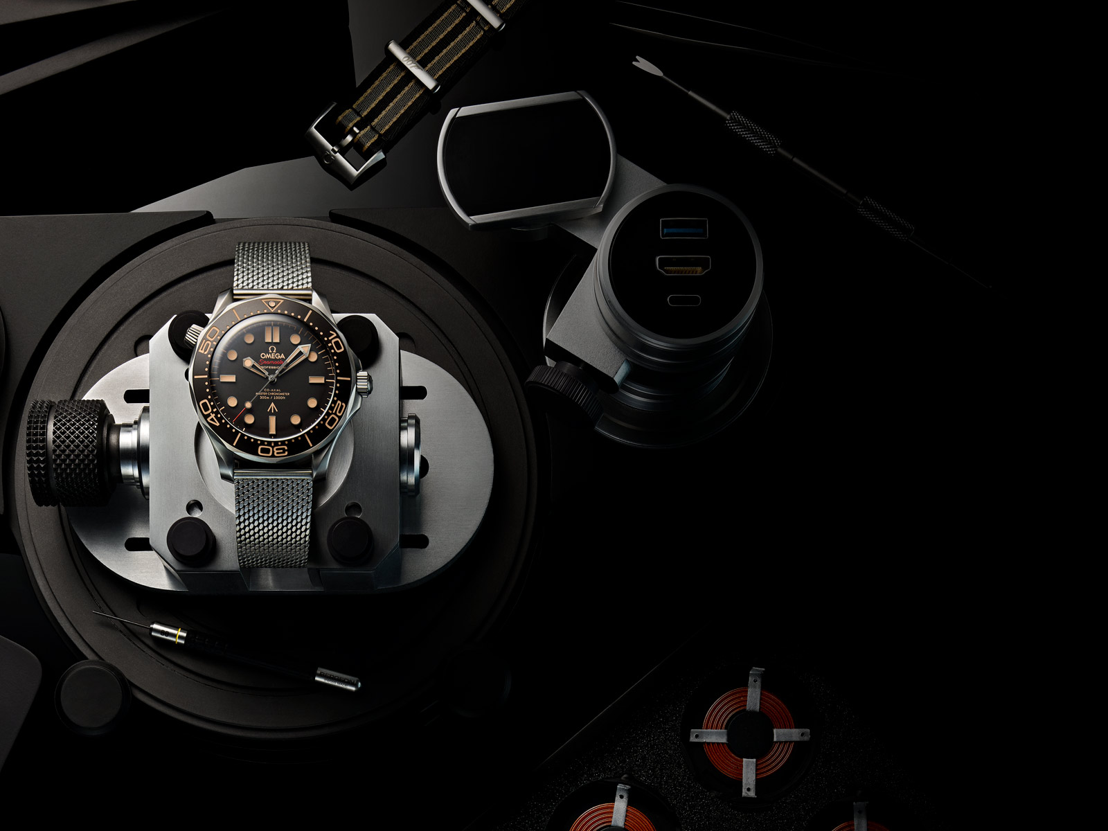 The Seamaster Diver 300M 007Edition