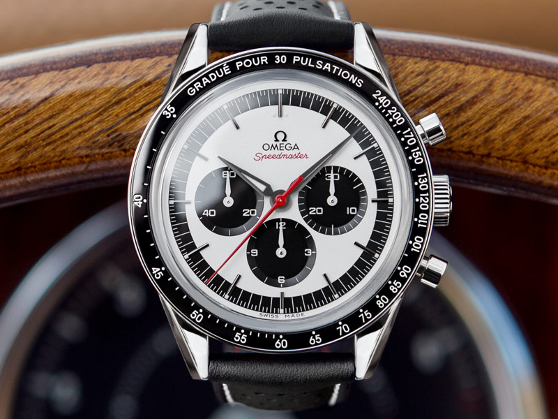 SPEEDMASTER CK 2998 LIMITED EDITION