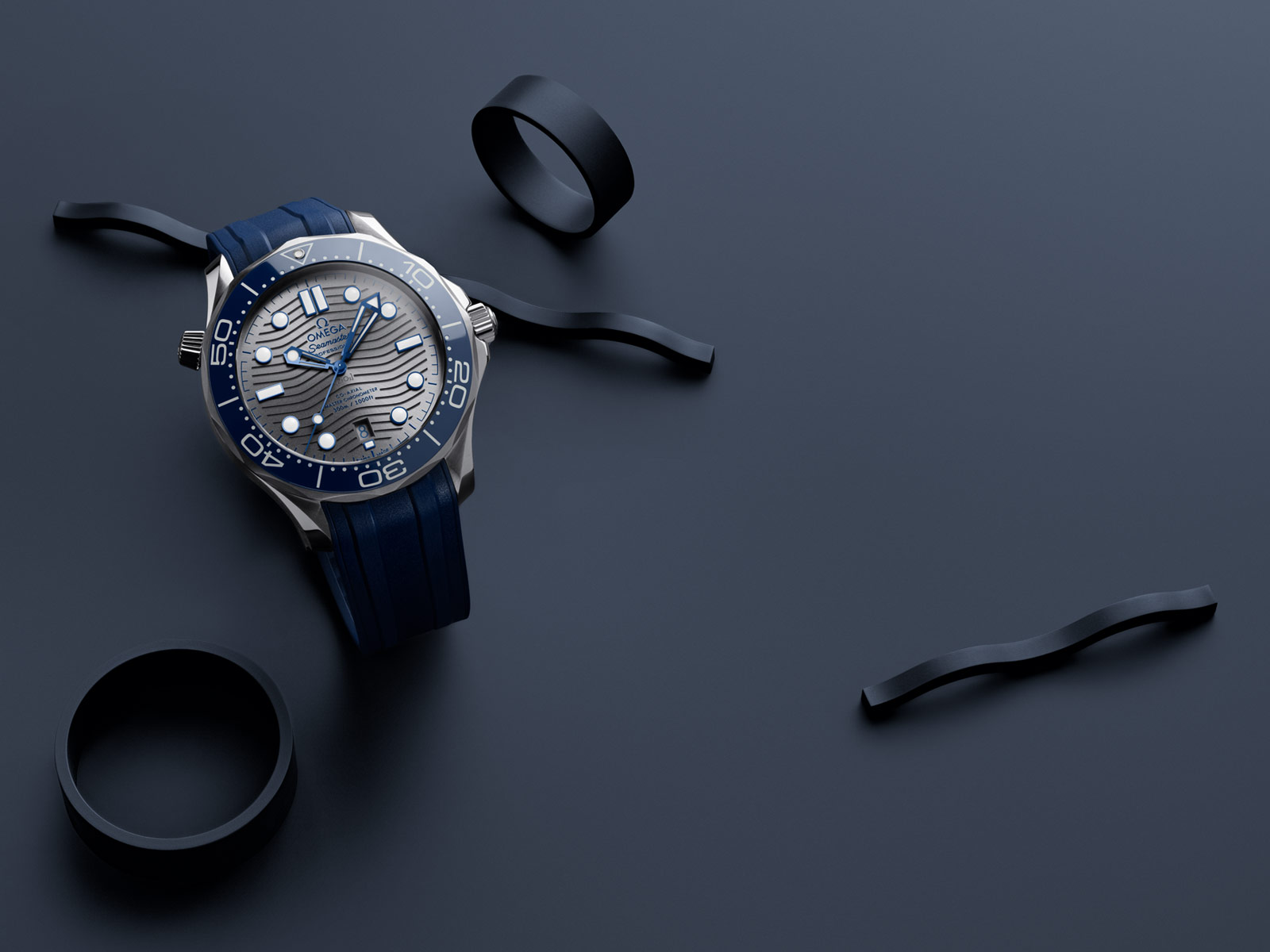 SEAMASTER DIVER 300M COLLECTION