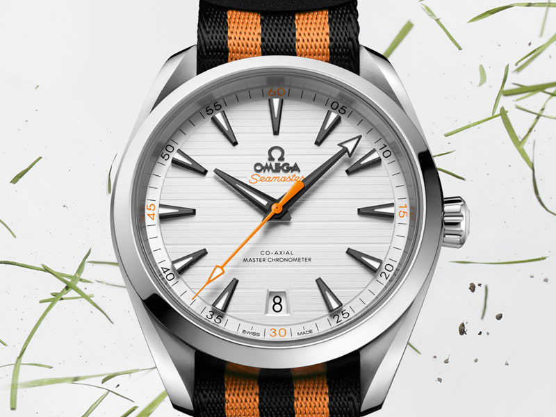 "SEAMASTER AQUA TERRA ""GOLF"" COLLECTION"