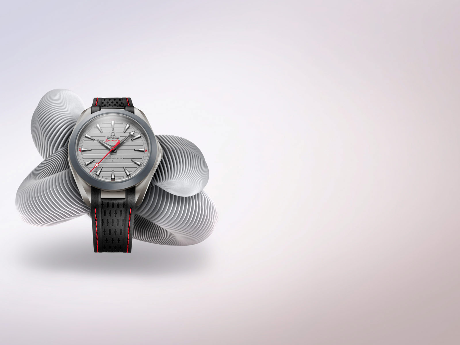 "OMEGA's ""Ultra Light"" sports watch"