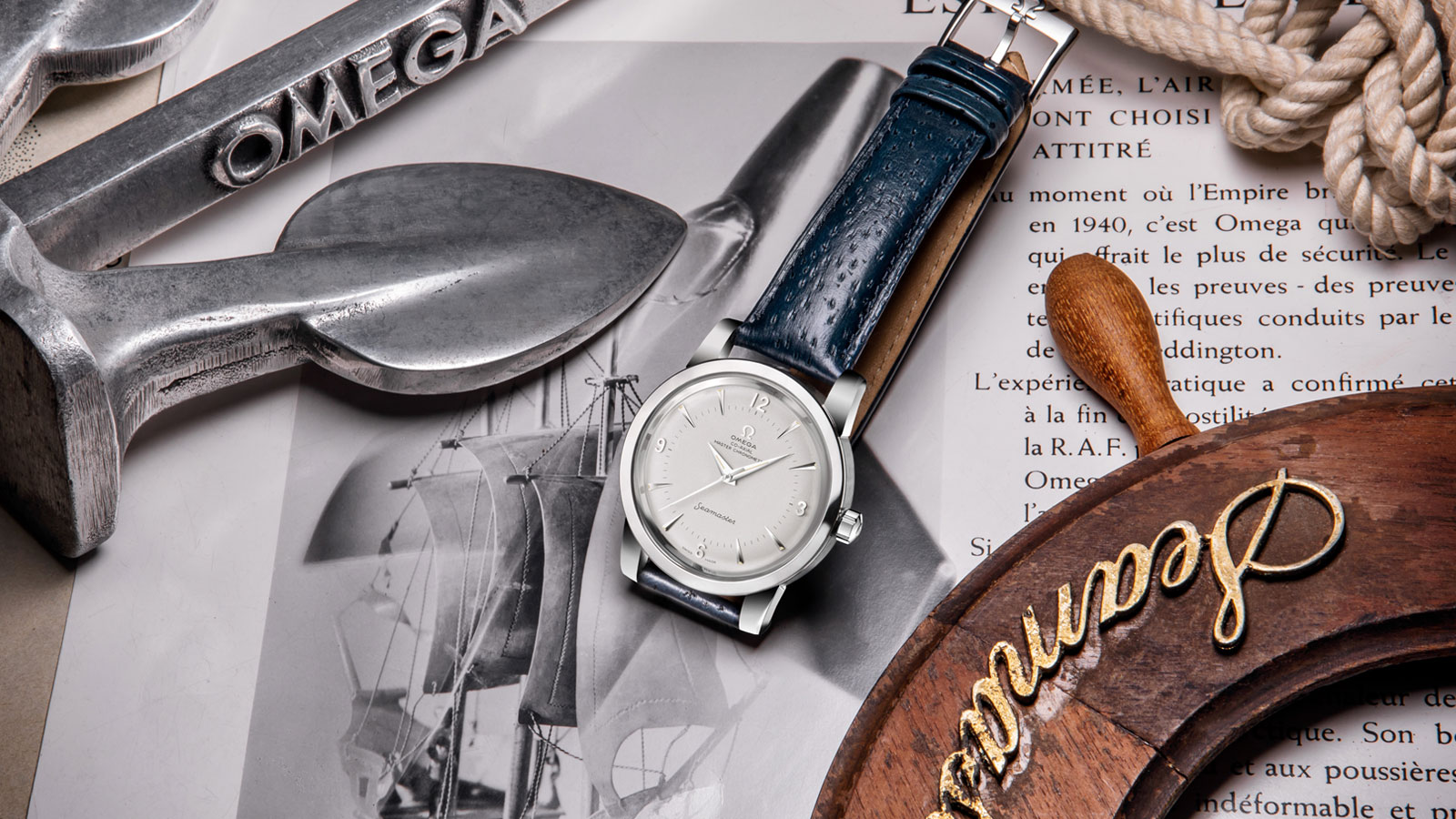 info for d2c76 45bee OMEGA s peaceful use of wartime technology produced the ultimate civilian  timepiece…