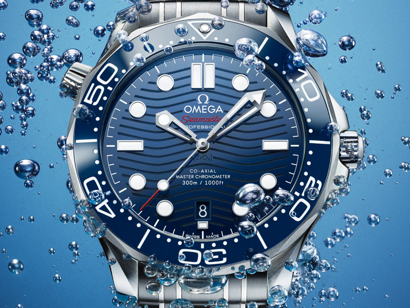 COLLECTION SEAMASTER DIVER 300M