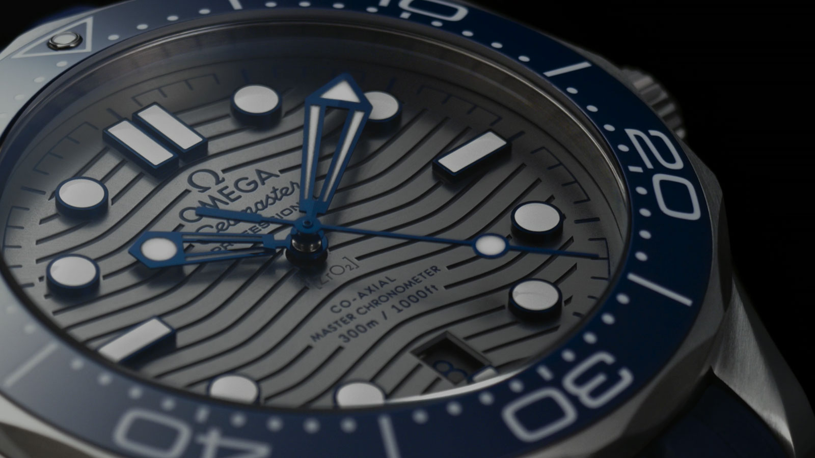Seamaster Diver 300 M Kollektion - Baselworld 2018 - UHREN - Video - 49178