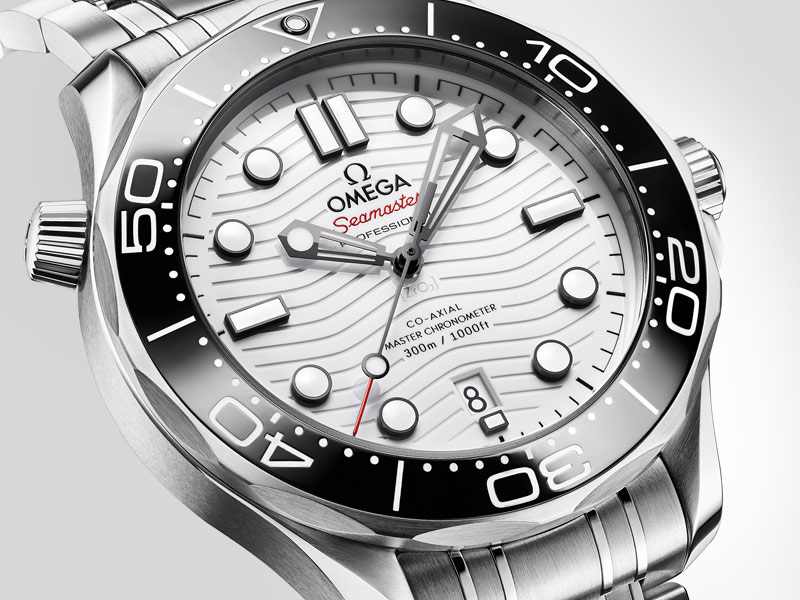 The seamaster Diver 300M Collection