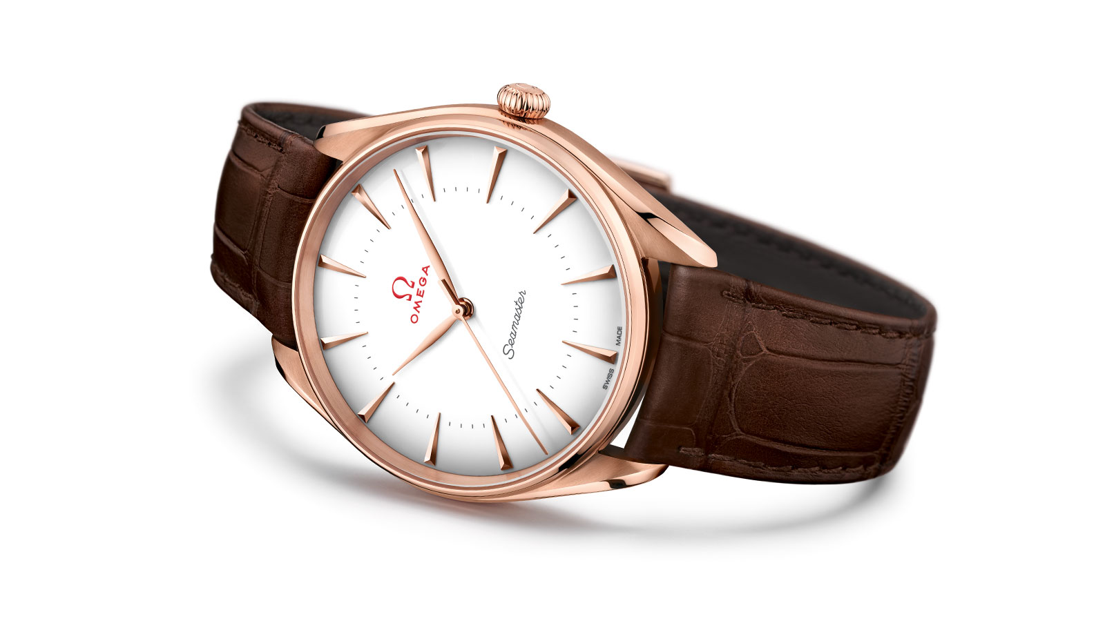 The Seamaster Olympic Games Gold Collection Pub