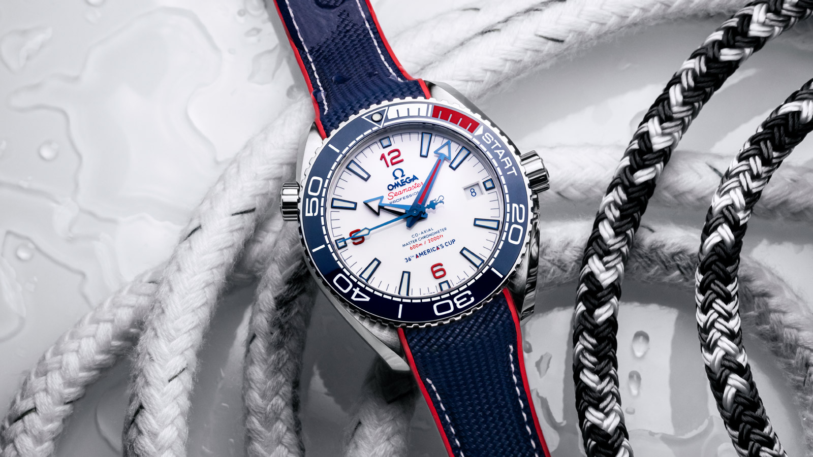 Seamaster Planet Ocean 600M America's Cup Edition - Slide 2 - 89232