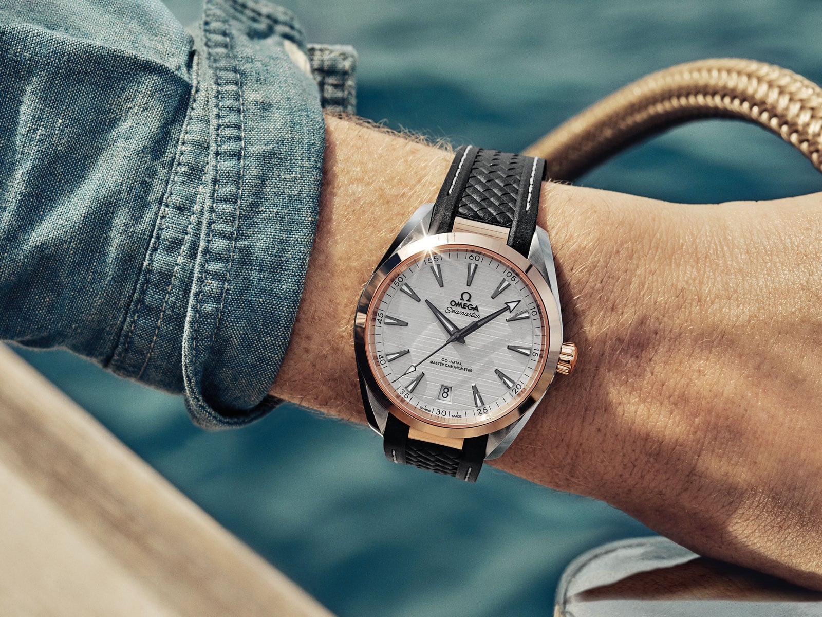 Seamaster Aqua Terra 150m Gents' Collection - Single - 33810