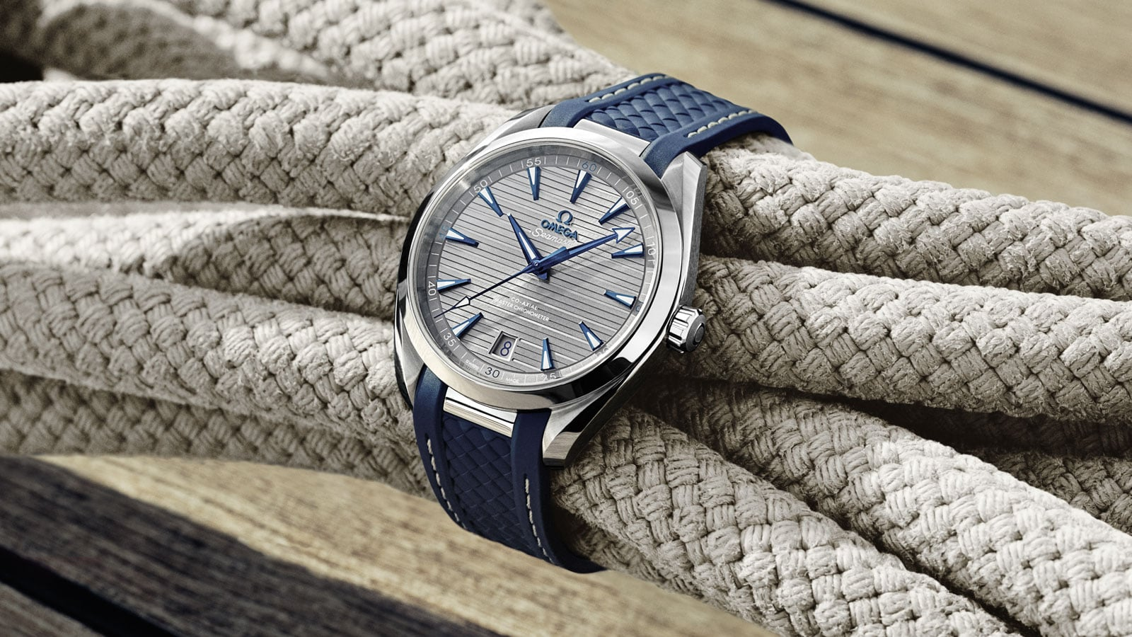 Seamaster Aqua Terra 150m Gents' Collection - Slide 1 - 33818