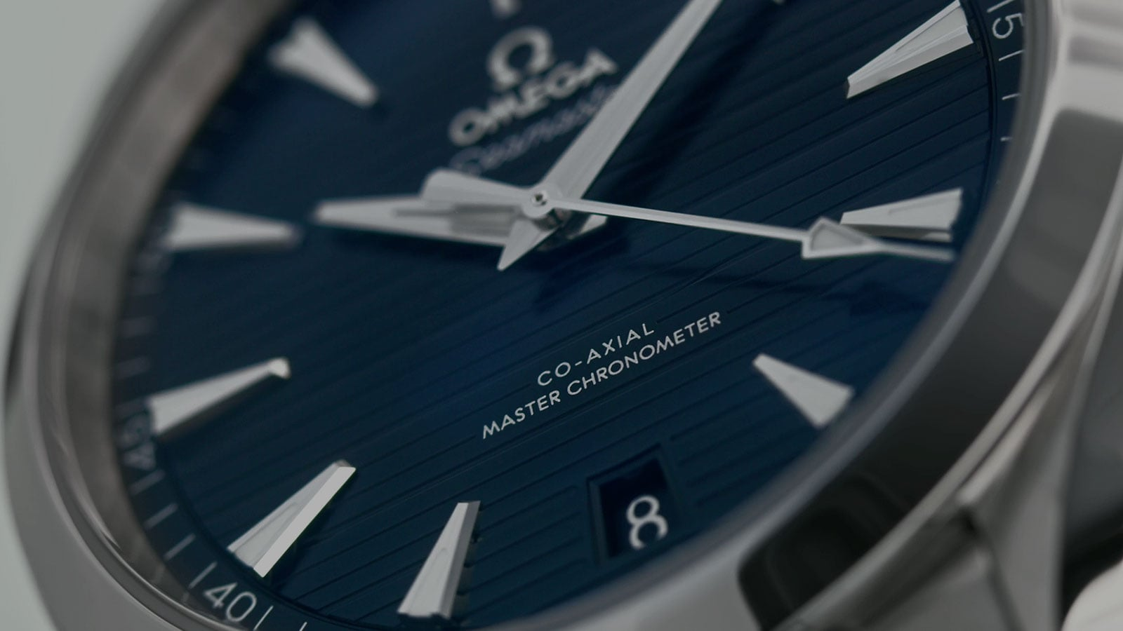 Seamaster Aqua Terra 150m Gents' Collection - Video - 33836