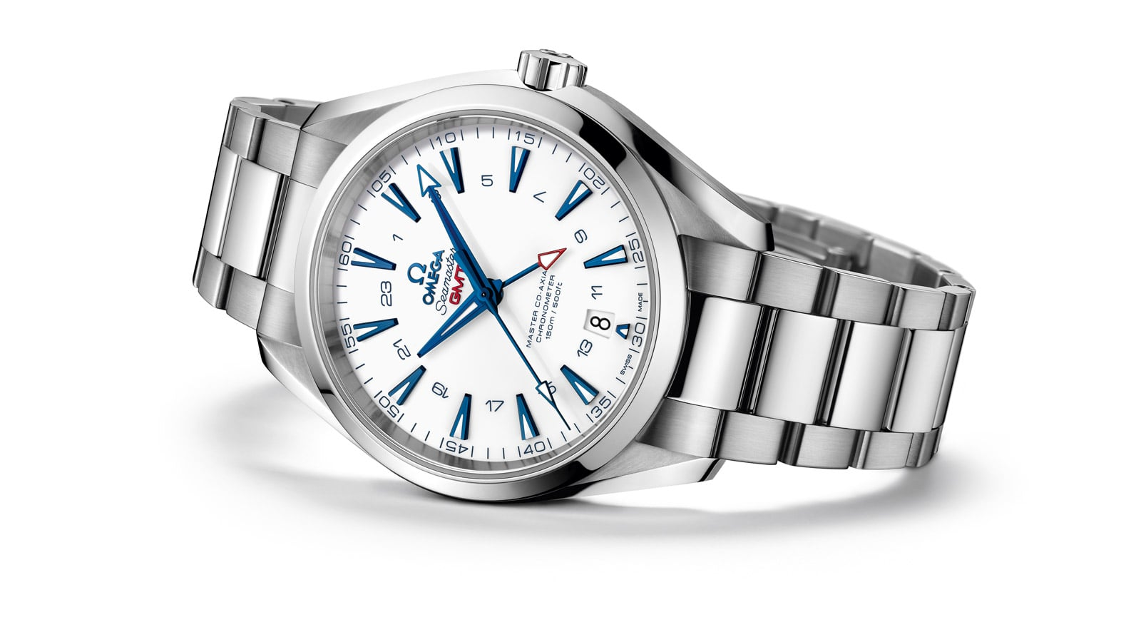 "the seamaster aqua terra 150m ""goodplanet"""