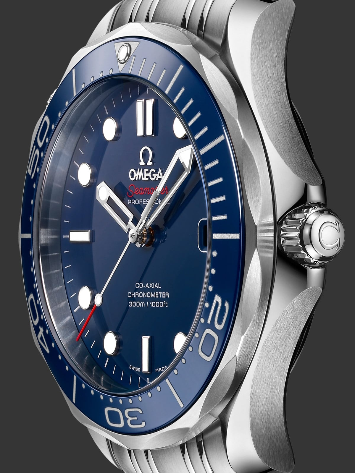 Seamaster Diver 300 M Gents' Collection Item 1 - 2401