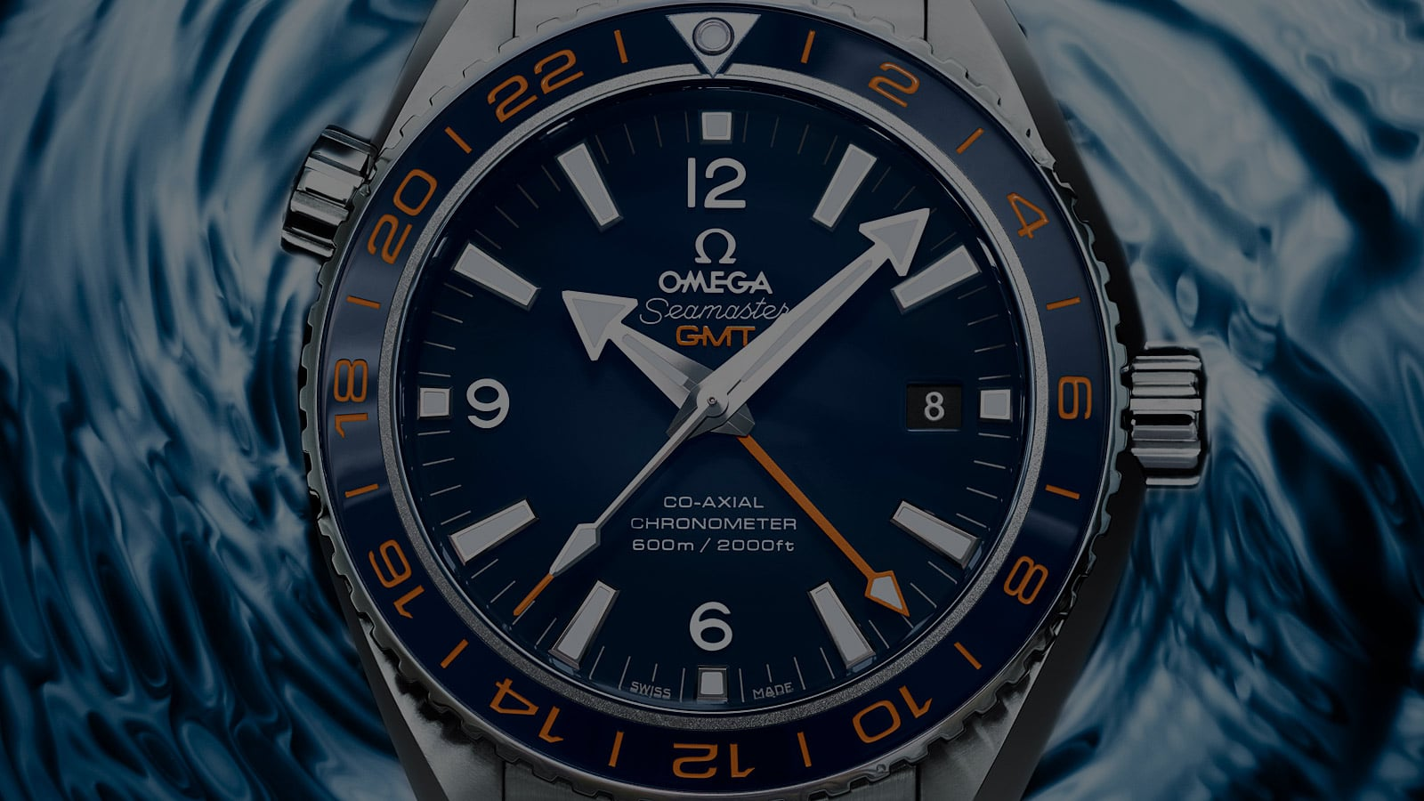 Seamaster Planet Ocean 600m Goodplanet Edition - Video - 2143