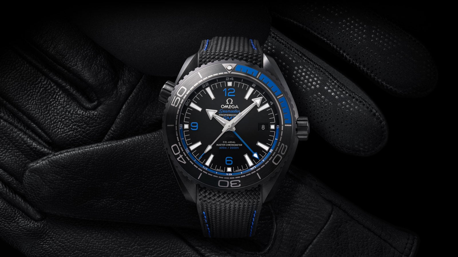 Seamaster Planet Ocean 600 M Planet Ocean Deep Black - Folie 2 - 39984