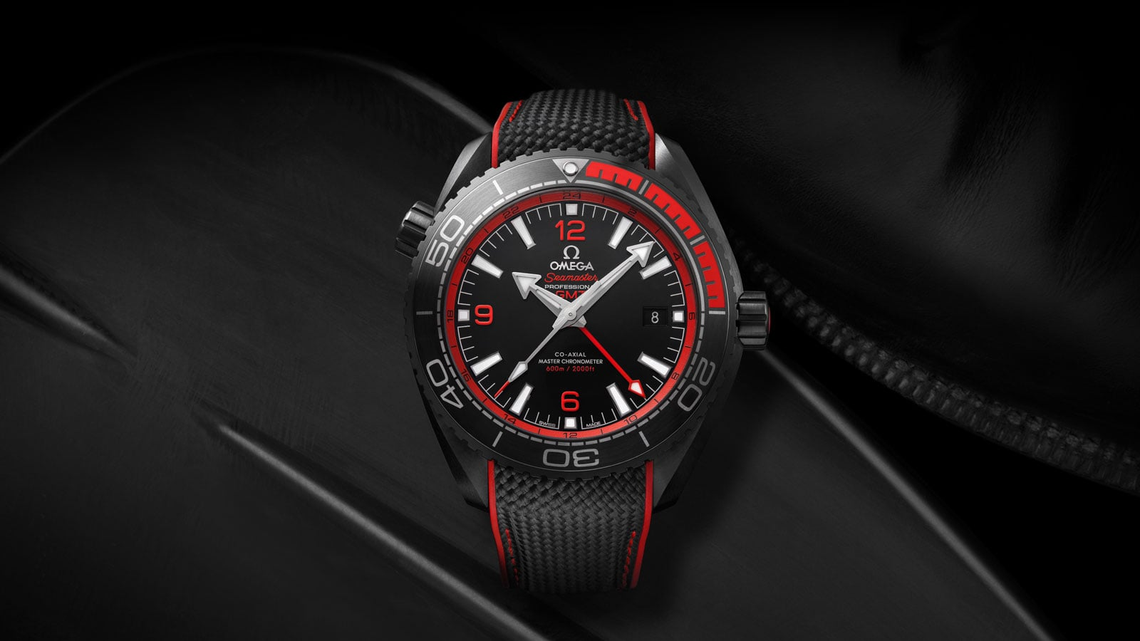 Seamaster Planet Ocean 600 M Planet Ocean Deep Black - Folie 3 - 39985