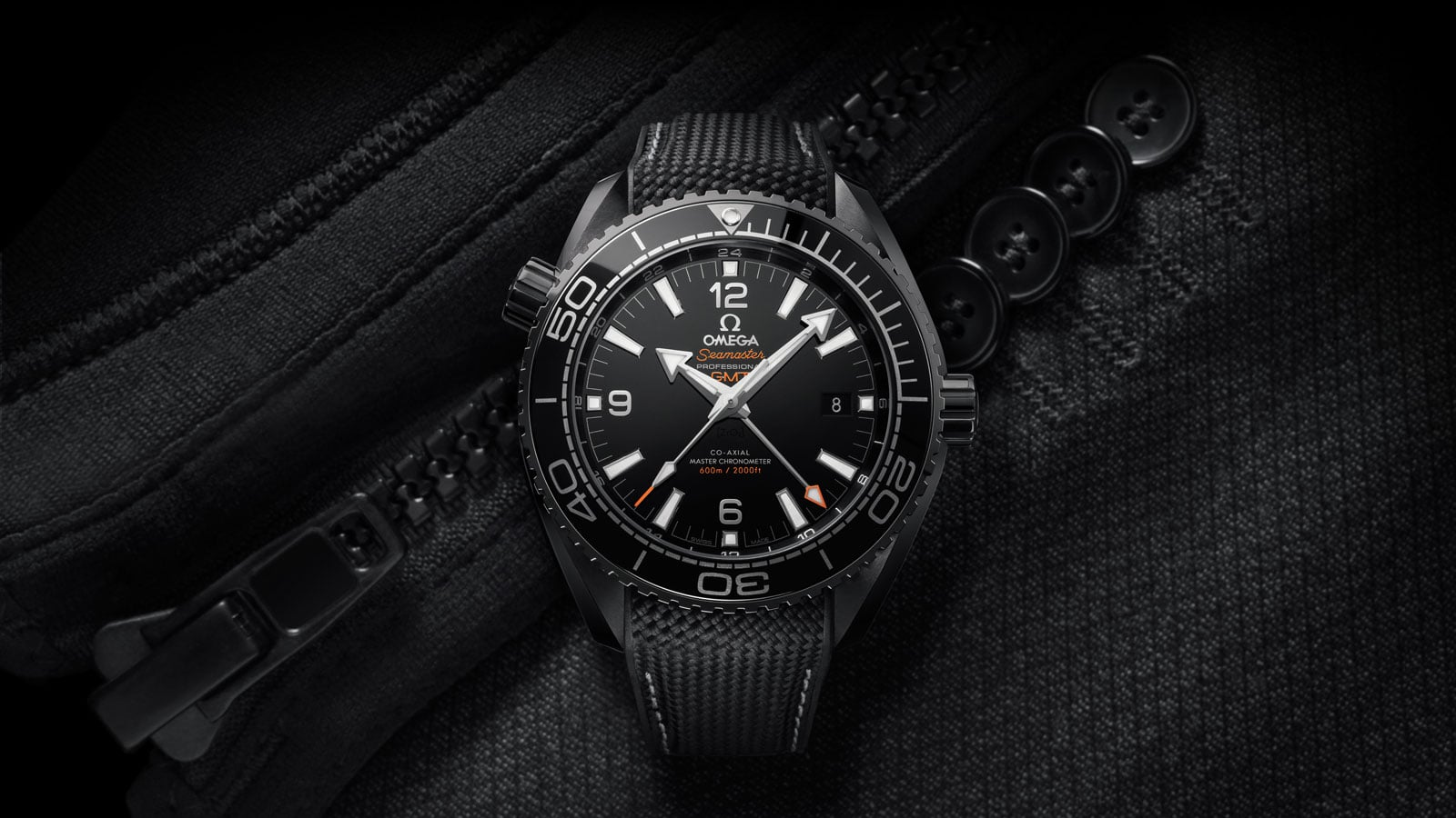 Seamaster Planet Ocean 600 M Planet Ocean Deep Black - Folie 4 - 39986