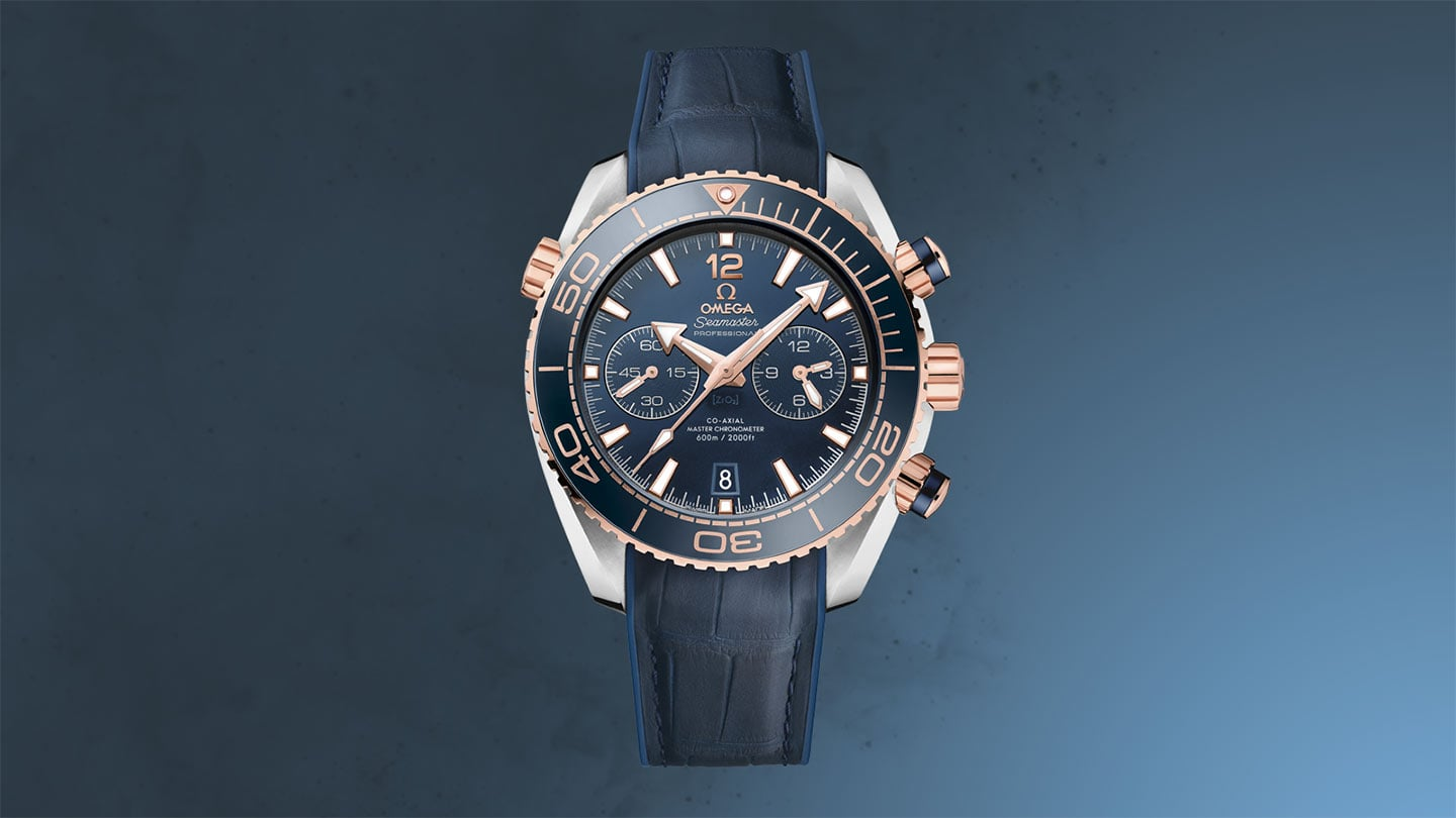 Seamaster Planet Ocean 600M The Collection - Slide 1 - 1880