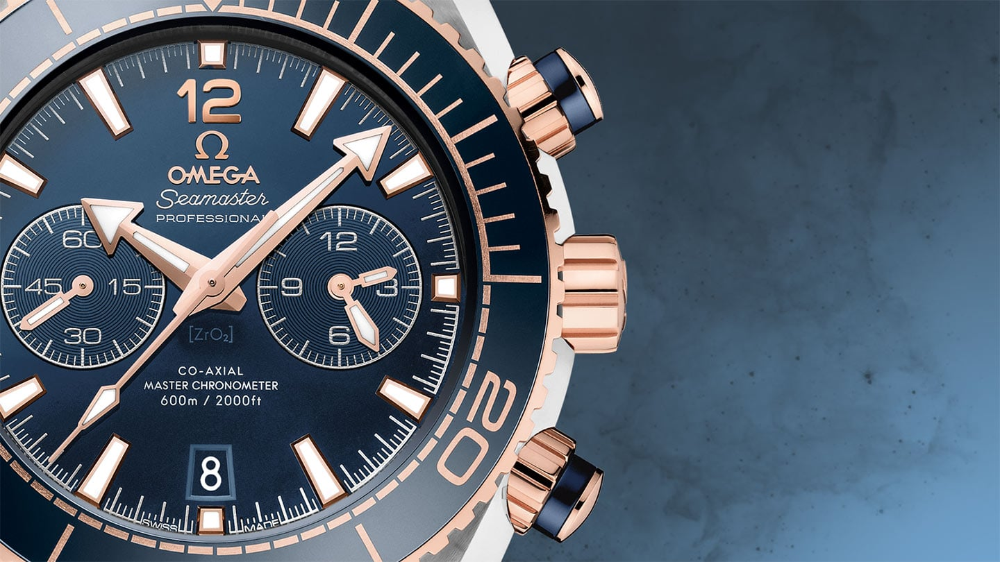 Seamaster Planet Ocean 600M The Collection - Slide 2 - 1881