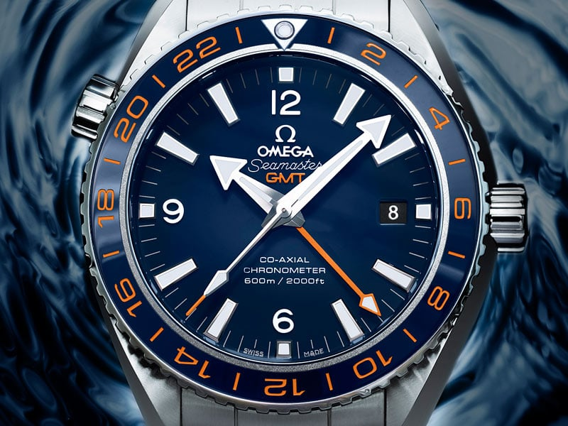 SEAMASTER PLANET OCEAN GMT GOODPLANET