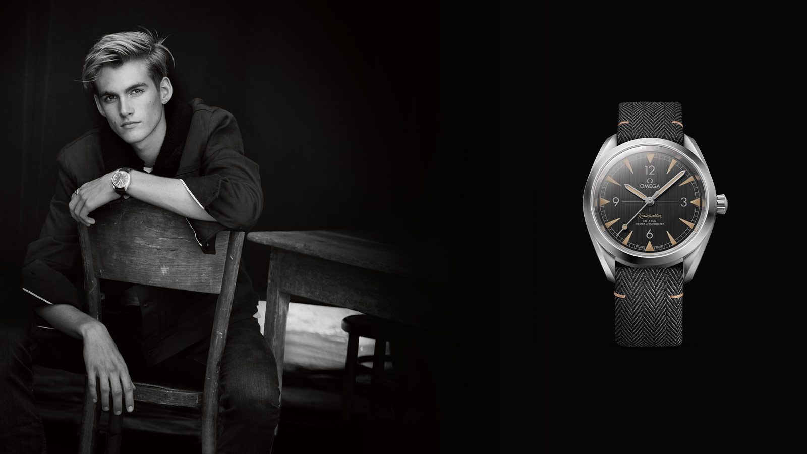 Omega®: Swiss Luxury Watches Since 1848 Caroussel 2 - 48580
