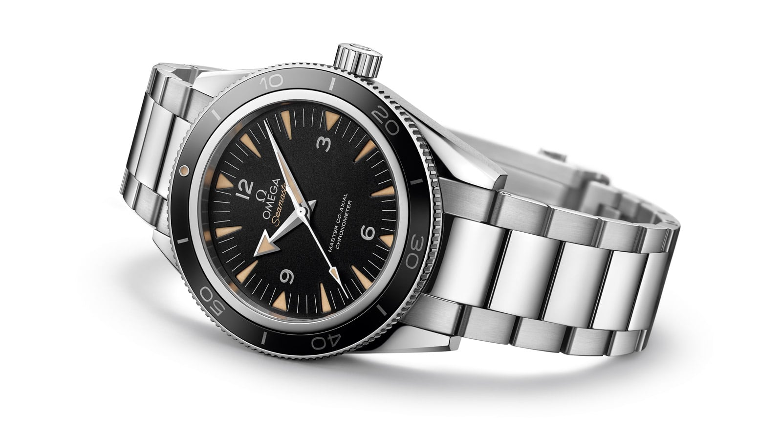 THE SEAMASTER 300 MASTER CO-AXIAL