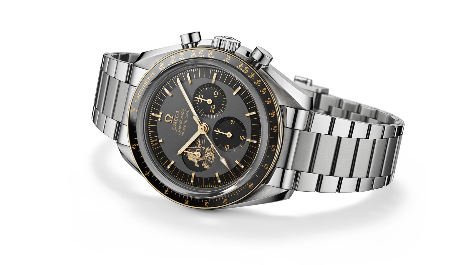 Speedmaster Apollo 11 50th Anniversary Edición Limitada