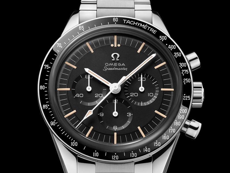 The Speedmaster Moonwatch Calibre 321