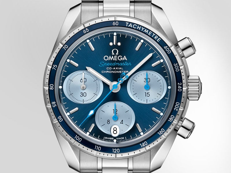 "THE SPEEDMASTER 38 MM ""ORBIS"""